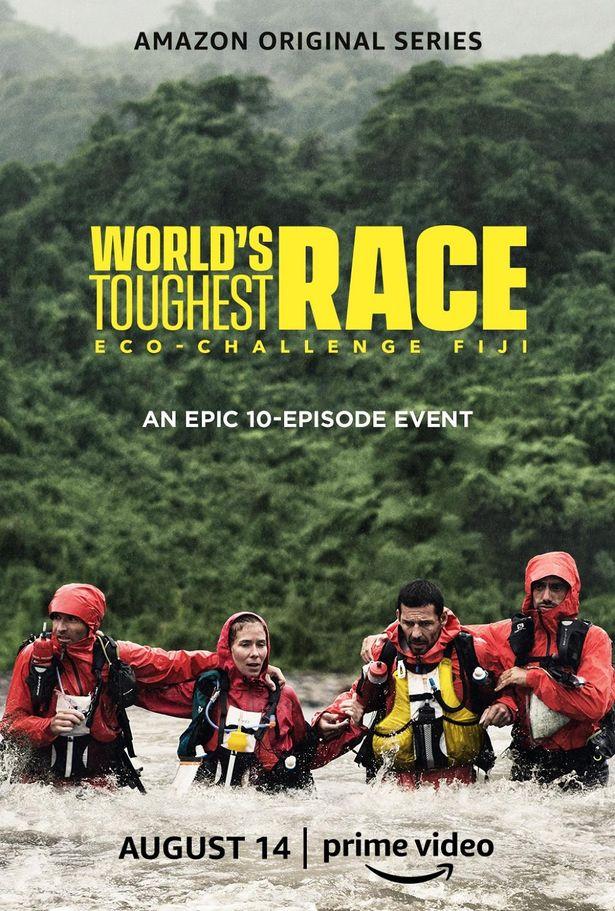 大自然を舞台にした「世界一過酷なレース:エコチャレンジ フィジー大会」シーズン1は、8月14日(金)よりAmazon Prime Videoにて独占配信