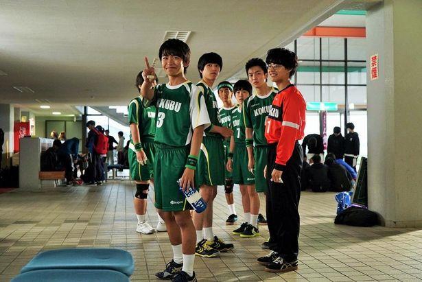 ハンドボールを題材に男子高校生たちの青春模様を綴る『#ハンド全力』