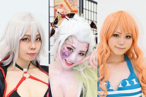「鬼滅の刃」をはじめ、人気アニメのキャラクターに扮したコスプレ美女たちを一挙に紹介!