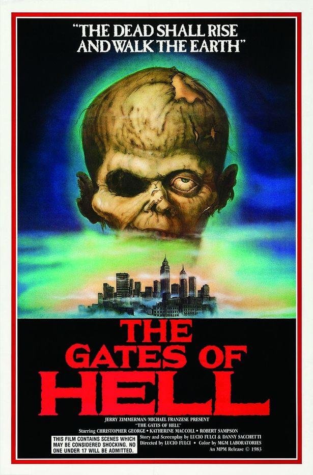 『地獄の門』(80)