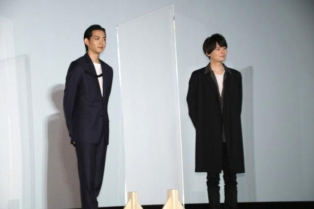 初共演となった古川雄輝と竜星涼