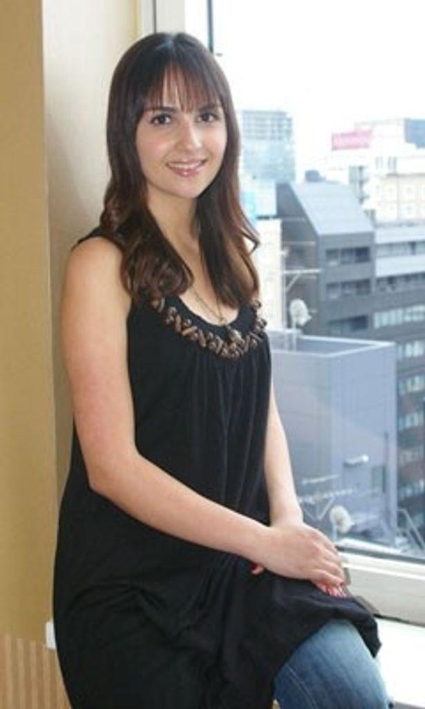 初来日のマリアムは「渋谷や竹下通りに行ってみたい」と女の子らしい素顔も