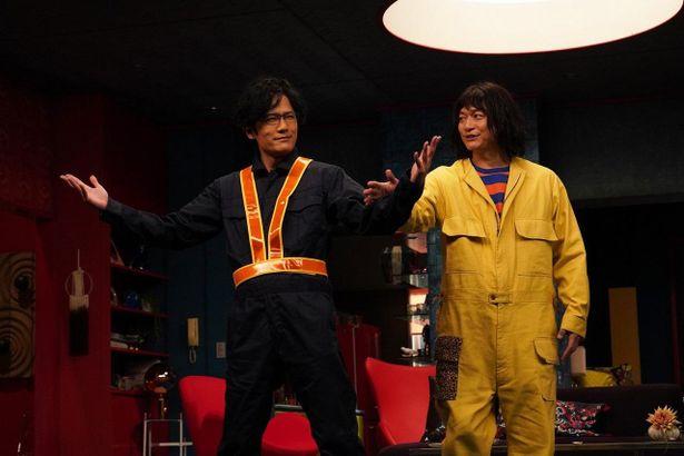 二人のドラマ共演は「『古畑任三郎 vs SMAP』その後…」以来7年ぶり!