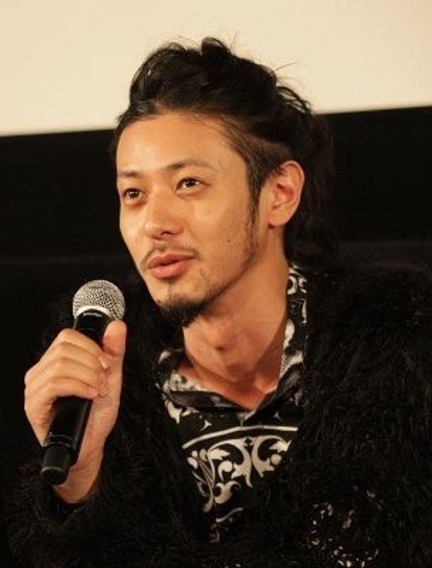 松田優作に心酔しているオダギリジョー