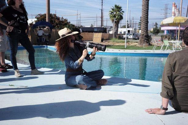 世界が注目する気鋭の映像作家、アルマ・ハレル