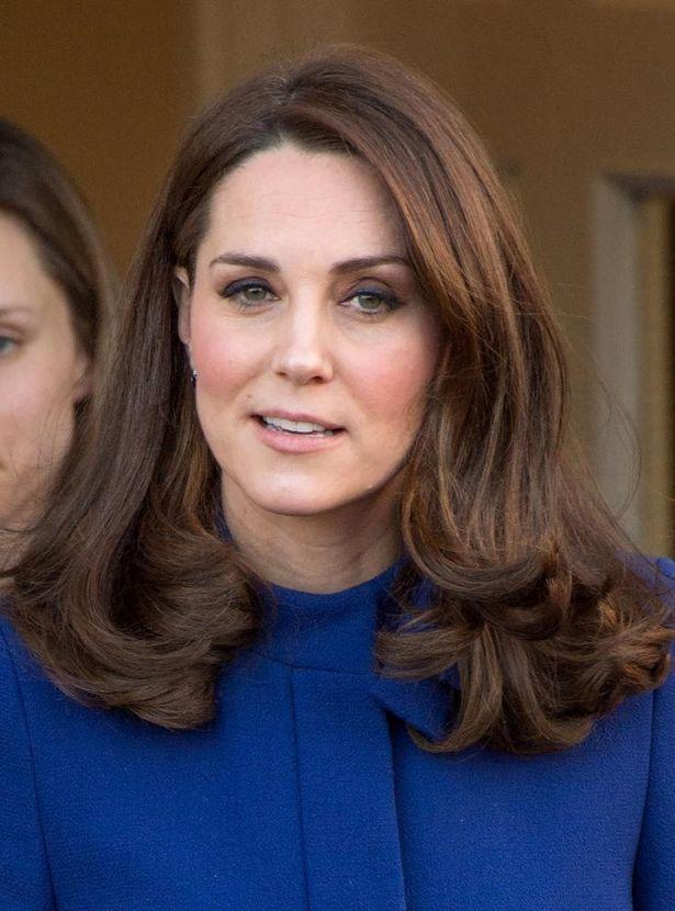 キャサリン妃が5月に慈善団体を訪問していたことが判明