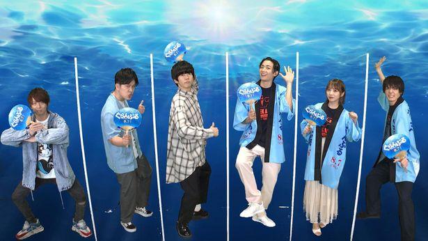 【写真を見る】木村良平、sumikaも参加!『ぐらんぶる』(8月7日公開)の公開記念前夜祭が開催された
