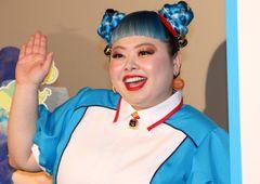 渡辺直美、声優オファーに「実写版ドラえもん役かと思った」