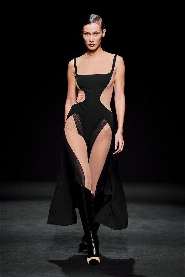 絶大な人気を誇るスーパーモデルのベラ