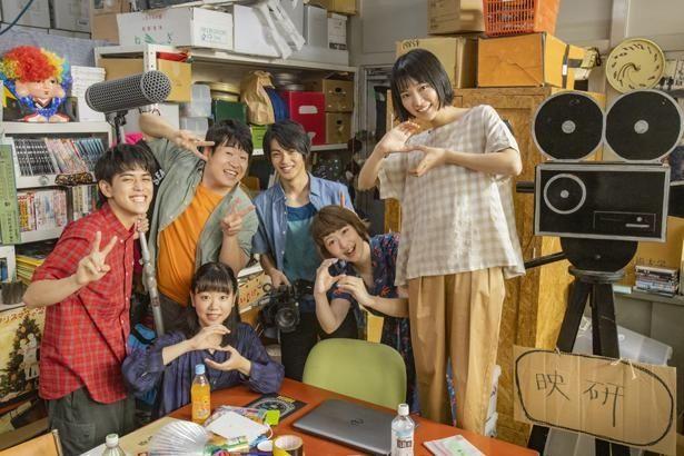 新レーベル「Cinema Lab(シネマラボ) 」が贈る映画第1弾『ビューティフル  ドリーマー』