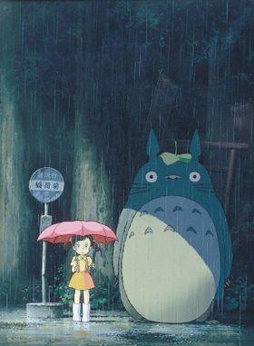 『となりのトトロ』の懐かしい原風景も…背景美術でジブリを支えた男鹿和雄とは?