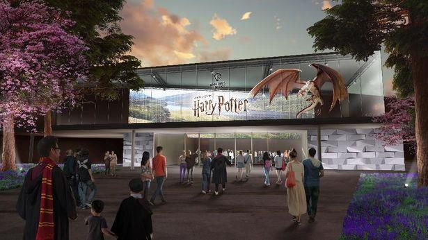 「ワーナー ブラザース スタジオツアー東京 –メイキング・オブ ハリー・ポッター」は2023年前半にオープンへ!