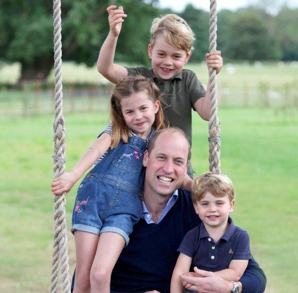 ウィリアム王子ご一家の子どもたちの手形が見られる店が?