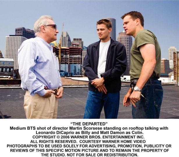 『ディパーテッド』ではレオナルド・ディカプリオがマフィアに潜入する刑事、マット・デイモンが警察に潜入するマフィアを演じた