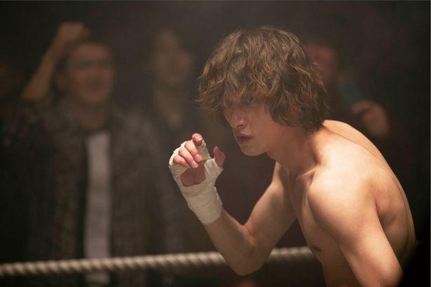 横浜流星が本気の役作りでキックボクサーに挑む!