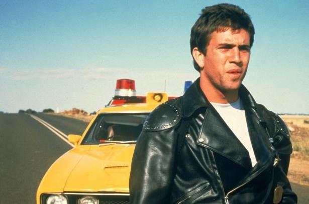 マックス役のメル・ギブソンは、当時23歳だった(『マッドマックス』)