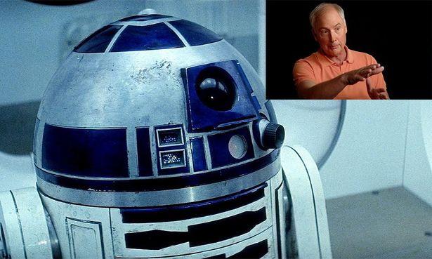 『スター・ウォーズ エピソード4/新たなる希望』に参加し、R2-D2の声などを制作したベン・バート