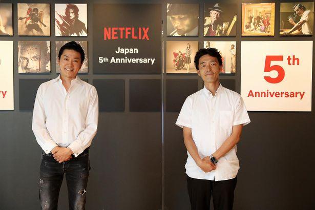 「Netflix 日本ローンチ5周年オンライン記者説明会」を開催!