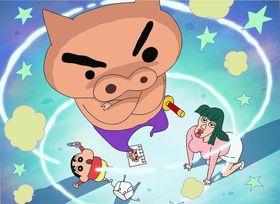 「クレヨンしんちゃん」の原点を再構築!傑作『ラクガキングダム』創作秘話を、京極尚彦監督&近藤慶一プロデューサーが明かす