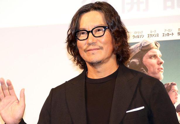 豊川悦司、山本五十六役に「びっくりした!」