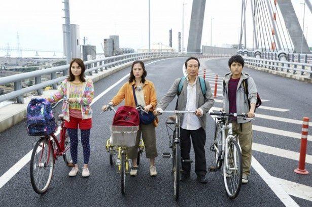 【写真を見る】矢口史靖監督が極限下での家族の絆を描く『サバイバルファミリー』
