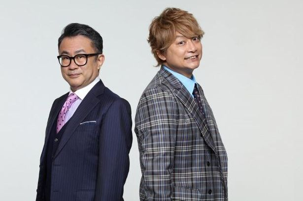 Amazon Prime Video配信「誰かが、見ている」の香取慎吾と三谷幸喜