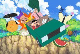 『クレヨンしんちゃん』最新作がランキング首位!SNSで話題沸騰の『事故物件』は動員100万人を突破