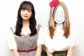 『ふりふら』咲坂伊緒との対談で新人声優・鈴木毬花が感激!「小学生のころから大ファン」