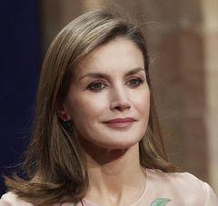 15日に48歳の誕生日を迎えたレティシア王妃