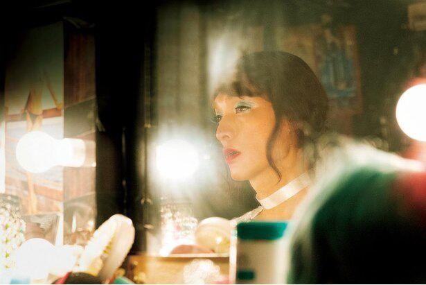 凪沙役で女性らしい魅力があふれる草なぎ剛