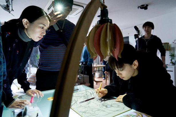 【写真を見る】萩原慎一郎の遺作を映画化した『滑走路』からメイキングカットが到着