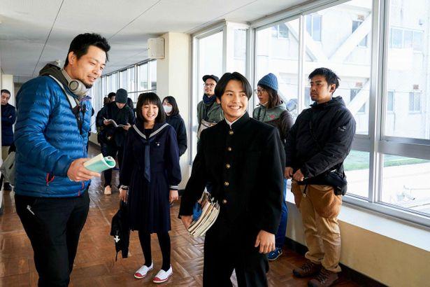 中学生役に抜擢された寄川歌太の才能を大庭功睦監督も絶賛
