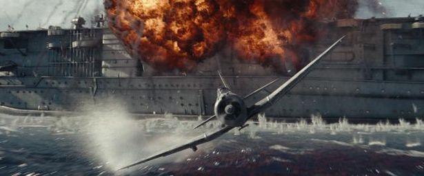 第二次世界大戦で日本とアメリカが命運を分けたミッドウェイ海戦を描くスペクタクル巨編