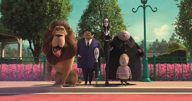 アニメーション映画『アダムス・ファミリー』の第2弾が日本公開決定!