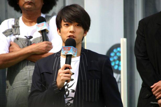 屋敷蔵人役の伊藤健太郎