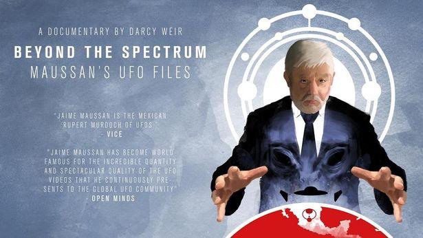 『UFO真相検証ファイル Part2 衝撃!カメラに映った宇宙人たち』は10月30日(金)より公開