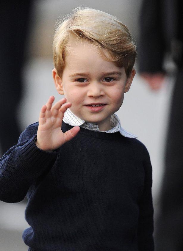 ウィリアム王子がインタビューでジョージ王子について明かした