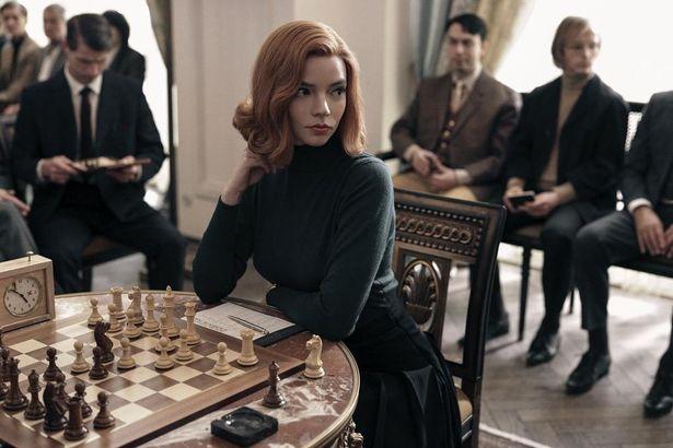 アニャ・テイラー=ジョイ主演のチェスを題材としたドラマ「クイーンズ・ギャンビット」
