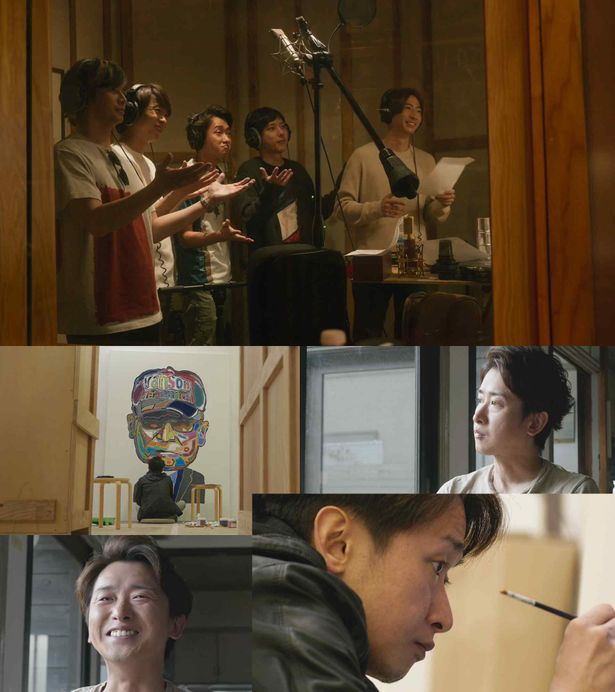 Netflixオリジナルドキュメンタリーシリーズ「ARASHI's Diary -Voyage-」第15話&第16話が配信決定!