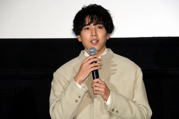 【写真を見る】若手イケメン俳優の坂東龍汰が竹下文雄役