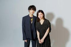 『きみの瞳(め)が問いかけている』で共演した吉高由里子と横浜流星