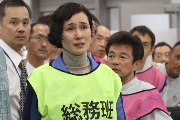 安田成美演じる浅野真理役のモデル、佐藤眞理もコメンタリーに参加