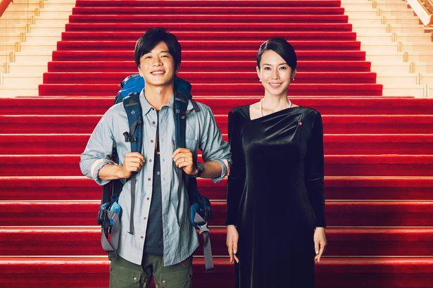 原田マハの「総理の夫 First Gentleman」が、田中圭と中谷美紀の共演で映画化