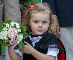 2年前、まだ幼さが残るガブリエラ公女