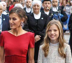 ソフィア王女、ファッションに独自のセンス?