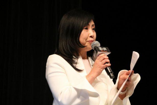 日本声診断協会の代表理事、中島由美子先生