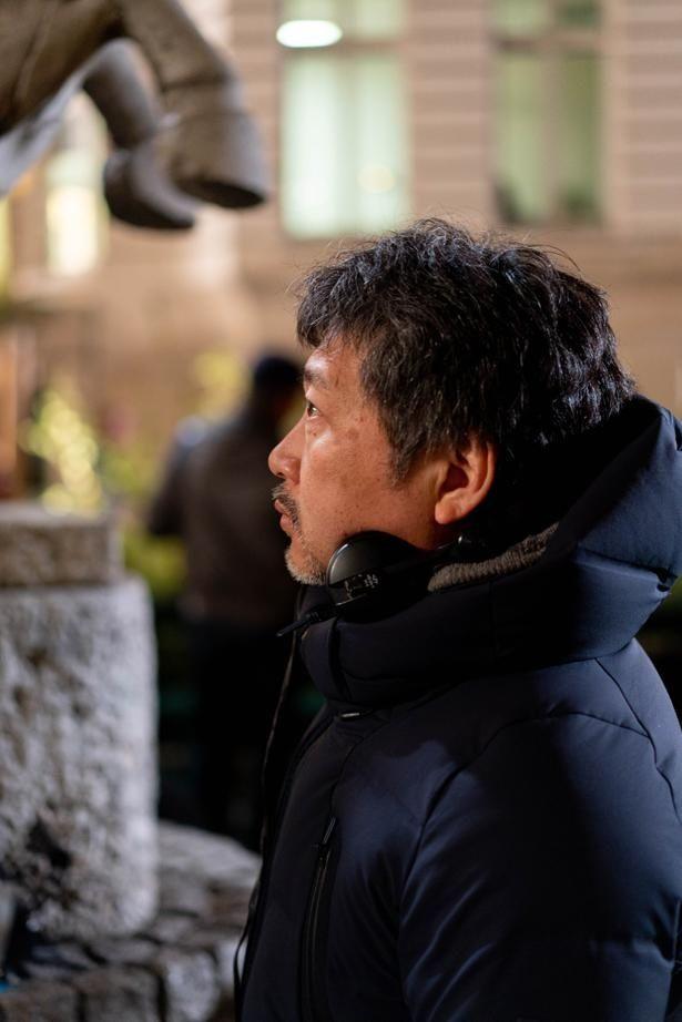 ホアン監督と対談するのは、発起人となった是枝裕和監督