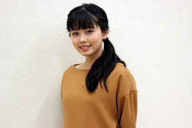 図書館の新人司書・吉井さくら役の小芝風花