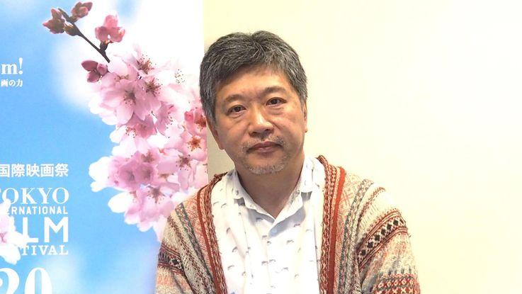 是枝裕和監督へ独占インタビューを敢行