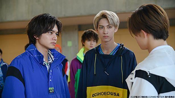 【写真を見る】徐々に明かされる松陰と島津の因縁。彼らが卓球を通して抱く想いとは?